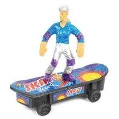 Figurine skateboard 9 cm