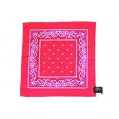 Bandana rouge 53 x 53 cm