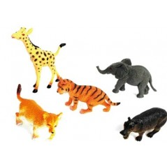 Animaux zoo 6 cm Animaux et Tatoos 0,33 €