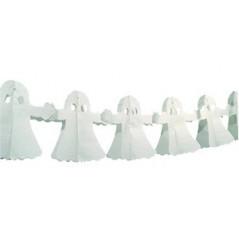 Guirlande fantôme papier 4 m