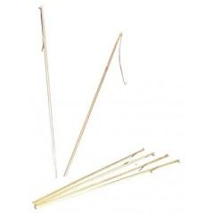 12 Porte-lampions avec crochet (long 50 cm)