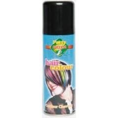 Bombes cheveux noir 125 ml l'unité