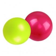 Sachet de 20 ballons Rouge et Jaune diam 30 cm