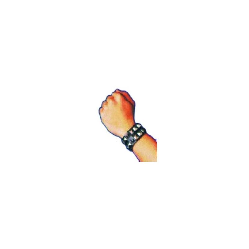 Bracelet à clous double Rocker  1,77 €