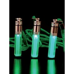 Collier mini flash light vert Fluos / Lumineux 2,05 €