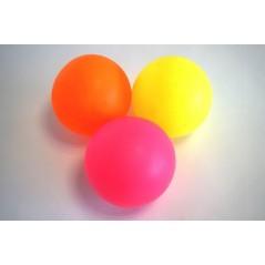 Mini balle fluo (diamètre 14 cm)