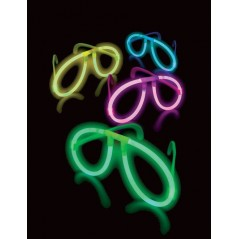 Lunette fluo (couleurs assorties) Lunettes 0,50 €