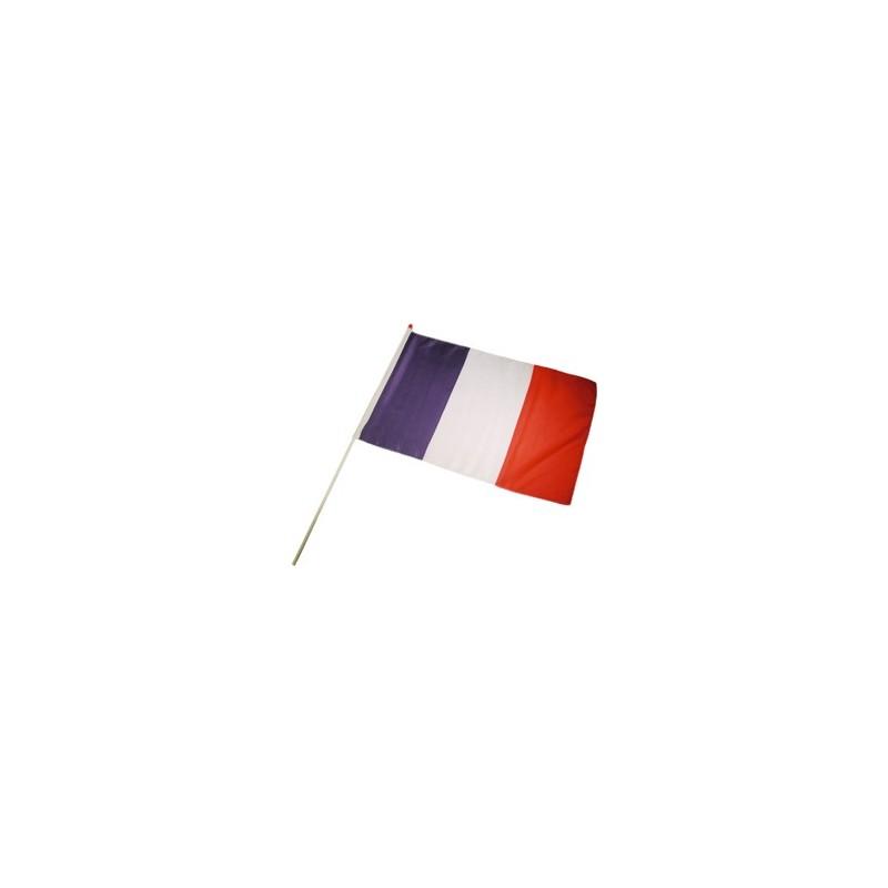 Drapeau France Tissu 14X21 cm les 10 France / Supporters 2,00 €