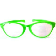 Lunettes géantes Verte avec verres