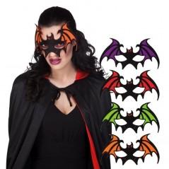 Loup chauve souris feutrine couleurs assorties Dracula 1,95 €