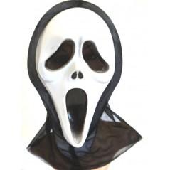 Masque Fantome avec capuche
