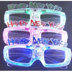 Lunette LUMINEUSE active Happy New Year