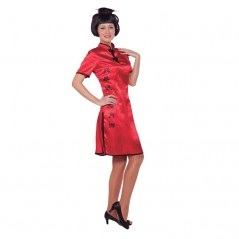 Robe chinoise taille M