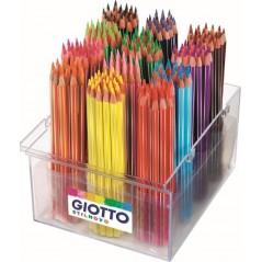 Pot de 84 crayons de couleurs Stilnovo