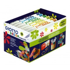 Schoolbox 48 feutre multi suppot Giotto Décor
