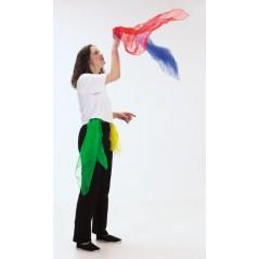 Foulard à jongler 65x65