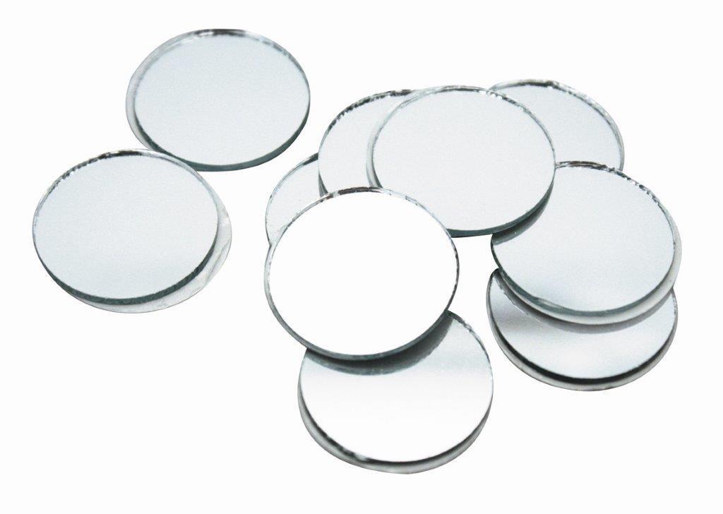 Mini miroir rond diam 25 mm Lot de 10 Articles Kermesse Travaux