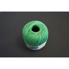 Pelote 50 g coton perlé vert clair