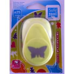 Perfo à levier Papillon Diam 25mm