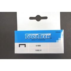 Agrafes 6 mm Boîte de 1000