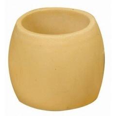 Rond de serviette 'anneau' diamètre 55 Bois - Rotin -Macramé 0,59 €