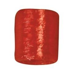 Raphia synthétique environ 70 m Rouge