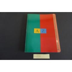 Lot 10 Cahiers répertoire 17 x 22 - 120 pages