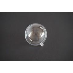 Boule plastique Diam 60 mm