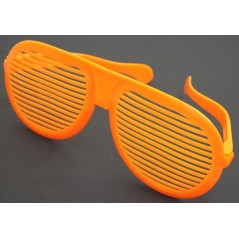Lunette Story géante Orange