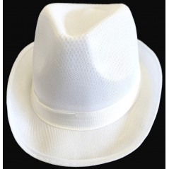 Chapeau d'été Tissu blanc Chapeaux 1,99 €