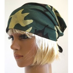 Bandana de camouflage