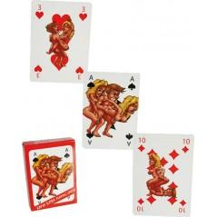 Jeu de cartes sexy