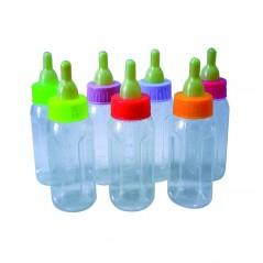 Biberon plastique 60 ml- 11 cm Baby 0,39 €