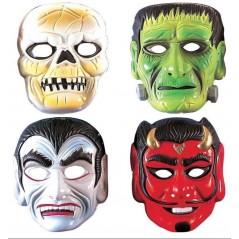 Masque horreur (modèles assortis) Loups et Masques 0,99 €
