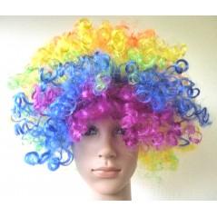 Perruque Afro , pour animer toutes vos soirées à thème. Perruque petite Afro , idéal pour vos soirées Disco,