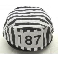 soirée prison break, chapeau du prisonnier