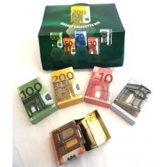 Étui (boîte, coque) à cigarettes en métal