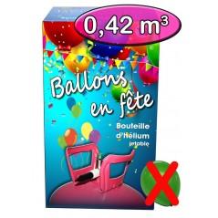 Bouteille Helium pour 50 ballons