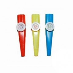 Kazoo 11 cm (couleurs assorties)