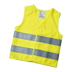 Gilet de prevention fluo Prévention 2,30 €
