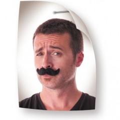 Moustache Classy noire Moustaches et Masques 0,99 €
