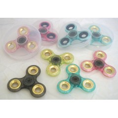 Spinners anti-stress (couleurs assorties)
