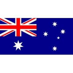 Drapeau Australien 90 X 170 cm gainé