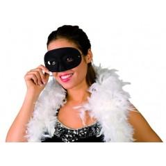 loup noir médium pour toutes vos soirées à thèmes
