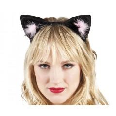 Oreilles de chat Loups et Masques 1,75 €