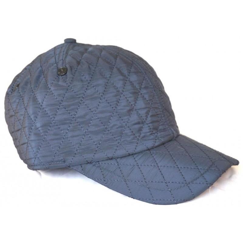 Casquette hiver doublée/matelassée Bleu marine Chapeaux 3,84 €