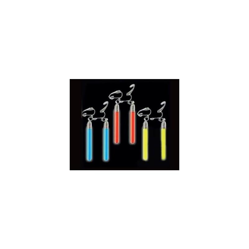 Boucles d'oreille fluo Assorties Fluos / Lumineux 0,66 €