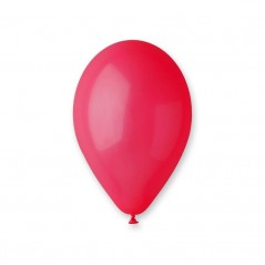 Ballon diam 30 Rouge le cent