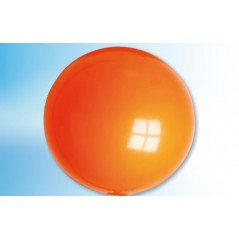 Ballon uni diam. 90 cm Orange l'unité