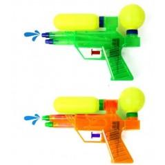 Pistolet à eau 17 cm double jets Jeux d'eau 0,86 €